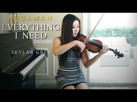 Everything I Need - Skylar Grey (Aquaman) - Violin Cover