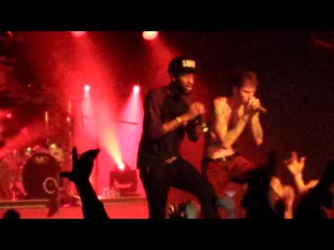 MGK live in Barrie Ontario