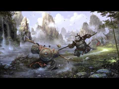 Mists Of Pandaria Soundtrack - 9 - Shado-Pan