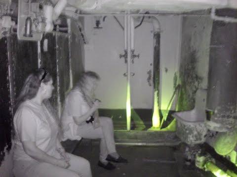 Battleship  USS North Carolina - Virginia Paranormal Investigations