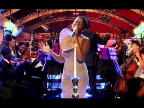 You are Alpha and Omega by Madhuva accompanied by the Limpopo Youth Orchestra on SABC Gospel Classic