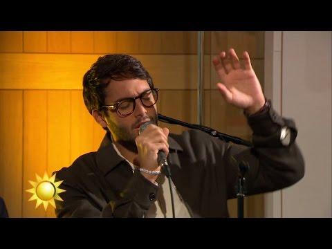 Darin - Lagom (Live) - Nyhetsmorgon (TV4)