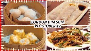 London Dim Sum: Better Than Chinatown?
