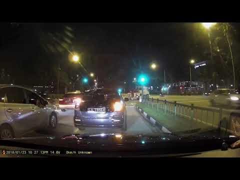 SJL7356X illegal U-turn