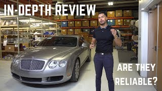 Here Is Why The 2006 Bentley Continental GT Is Worth $200,000