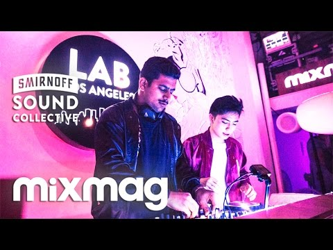 HOTEL GARUDA & BONES in The Lab LA