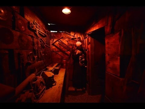 Haunted Attraction Room Ideas