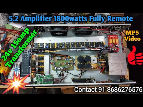 5.2-mosfet-amplifier-with-fully-remote-and-mp5-video-|-1800watts-output