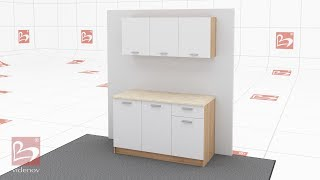 Kitchen Lora 5 - Furniture Videnov