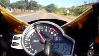 CBR 1000 RR - TRES PONTAS / VARGINHA (28KM) - JACK MILLER