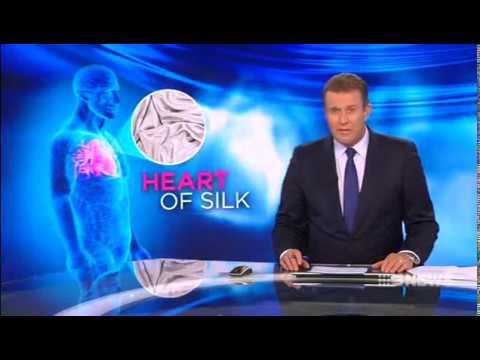 Heart of silk - Channel 9 News