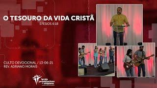 Culto Devocional - IP Altiplano - 13/06