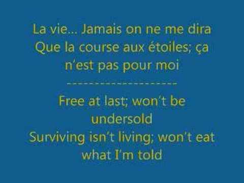Le Festin Music with Lyrics
