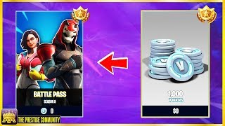 *FREE* Fortnite Season 9 V-Bucks For EVERYONE! *Legit May 2019* FREE Season 9 BattlePass, Free Skins