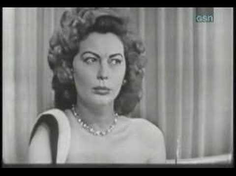 Whats my line?  Ava Gardner