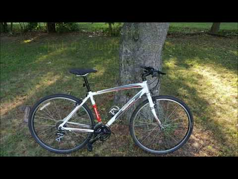 Nishiki Mantibo bicycle hybird review,