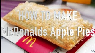 Gambar cover McDonalds Baked & Fried Apple Pie SHORT | HellthyJunkFood
