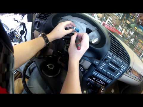 DIY E36 BMW  How To Replace Cluster Bulbs