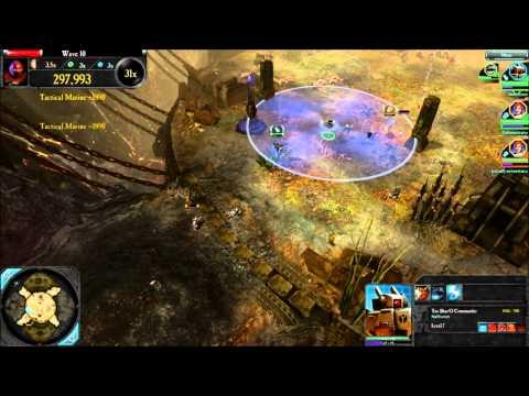 Warhammer 40k dawn of war 2 - last stand - part 2 |