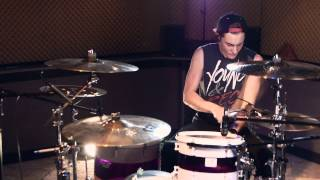 Luke Holland - MGK - Hold On Drum Remix