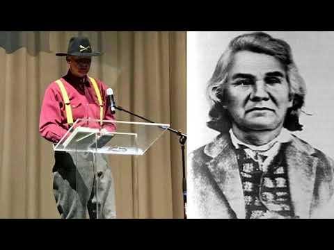 Stand Watie Presentation - Randall University (4/18)