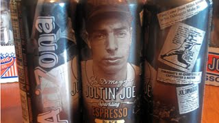 Energy Drank - Ironclad Triple Citrus vs. Arizona Joe DiMaggio Joltin
