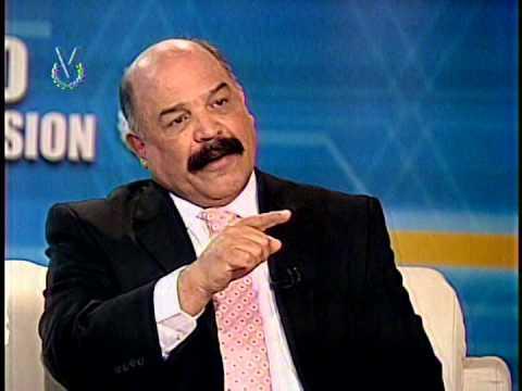 Entrevista Venevision: Nelson Merentes, presidente del Banco Central de Venezuela