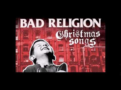 Bad Religion Silent Night Christmas song