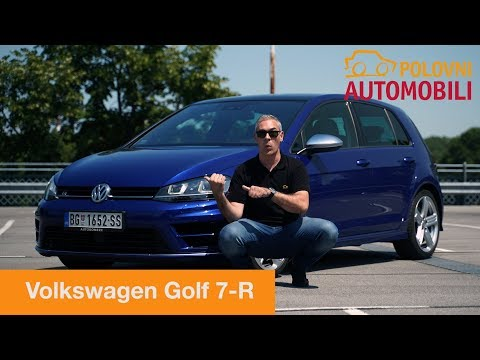 VW Golf 7 R – vuk u jagnjećoj koži - Autotest - Polovni automobile