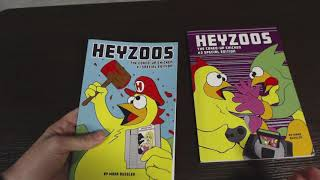 Heyzoos 1 & 2| Book Review