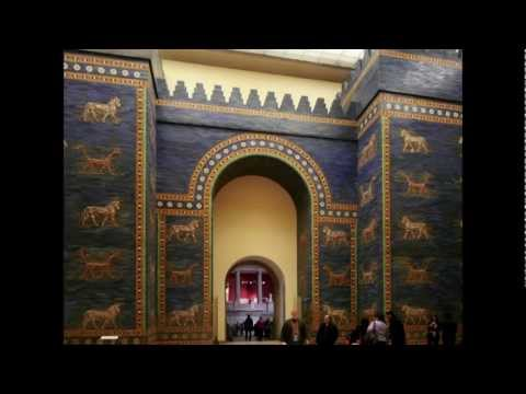 Ishtar gate and
