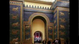 Ishtar gate and Processional Way