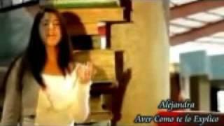 Alejandra - Aver como te lo Explico - Sonido Masterizado