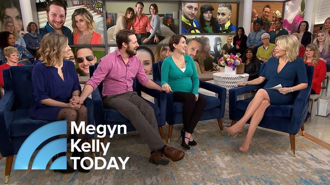 Meet A 'Throuple' A Man With 2 Female Partners   Megyn Kelly TODAY