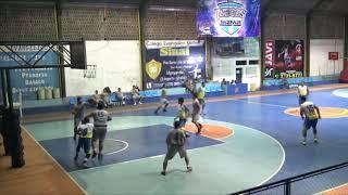 Resumen Semifinal de Baloncesto (Partido de vuelta) - Champerico vs Puma América