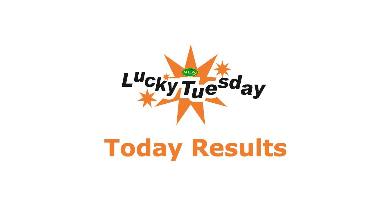Lucky Tuesday Lotto Result for Today - 23 April 2019 - Ghana Lotto