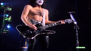 KISS - Shock Me [ East Rutherford 6/27/00 ]