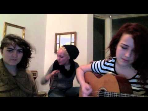 """The Internationale"" sung by Erin Saoirse, Angela and Amelia"