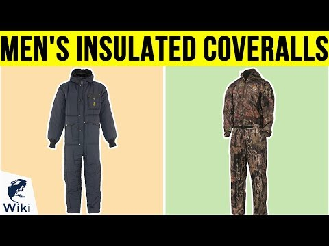 10 Best Men's Insulated Coveralls 2019