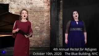 The Flower Duet - Recital For Refugees 2020
