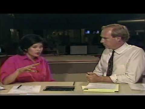 Loma Prieta Quake, News Coverage (Early Evening) 2 of