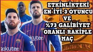 Yildiz Futbolcular Geldİ | Pes 2019 Myclub Top AÇilimi | Onlİne MaÇ