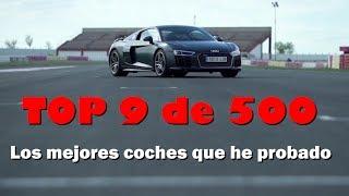 MI TOP 9 - Los mejores coches que he probado, ranking 9 de +500 (II)