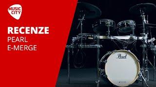 Recenze elektronických bicích Pearl e/Merge od Ondry Pomajsla