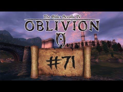 Oblivion #71 Отправляемся за Бритвой Мерунеса.