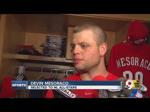 Devin Mesoraco is an All-Star