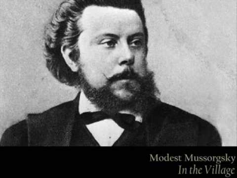 Mussorgsky - In The Village