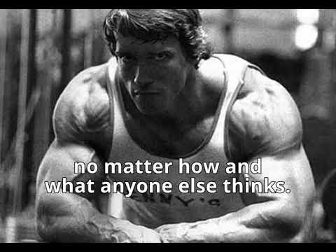 6 Rules to Success Speech | Arnold Schwarzenegger