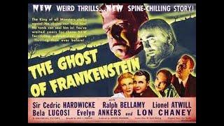 The Ghost Of Frankenstein 1942