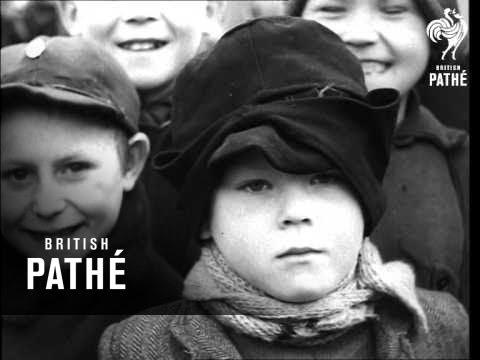 Herbert Hoover In Warsaw (1946)